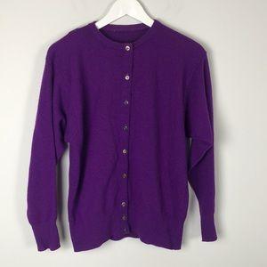 United Colors of Benetton - Wool Angora Cardigan